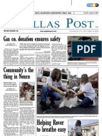 The Dallas Post 07-29-2012