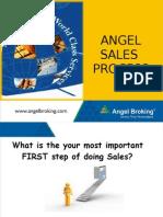 Angel Sales Process