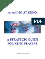 Winning at Keno