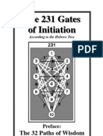231 Gates of Initiation