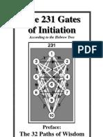231 Gates of Initiation