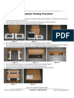 2011 Equipment Packing Instructions