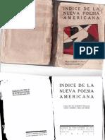 Indice de la nueva poesia Americana %281926%29 - Hidalgo Borges Huidobro by GB