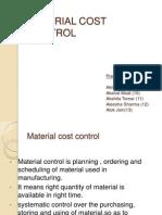 2.Material Costing - Sec A