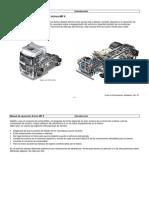 Manual de familiarización Actros MP 2009