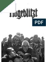 Ludendorff, Erich - Abgeblitzt - Antworten auf Theologengestammel (1937, 78 S., Scan, Fraktur)