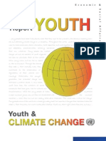 UN YouthClimateChange Report