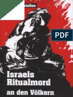 Matthießen, Wilhelm - Israels Ritualmord an den Völkern
