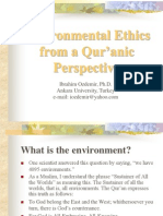 Quran and Environment-PowerPoint