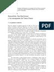Bernadotte, San Bartolomé y los insurgentes de Tierra Firme
