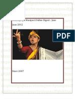 Bishnupriya Manipuri Online Digest June 2012 issue