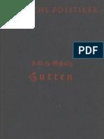Schulz, F.O.H. - Hutten; Theodor Fritsch Verlag, 1943