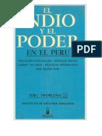 VV AA - El indio y el poder en el Peru