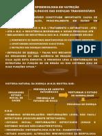 Aula 4 - Aspectos epidemiológicos das Doenças Transmissíveis