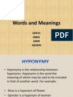Words and Meanings lds week3.pptx