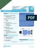 E4000 RF DVBT DABDAB and FM USB Dongle Reference Design[1]