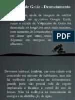 Valparaiso Desmatamento