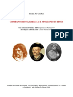 Bruno,Rabelais e Apollonio