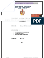 CRISIS ASIATICA_La Gran Crisis de Los Mercados Globalizados