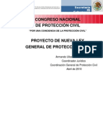 Conferencia Ley Proteccion Civil