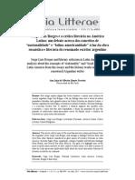 Vol 3-2-13 ANA LUIZA FERREIRA Borges e a Critica Na America Latina