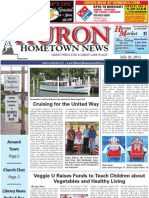 Huron Hometown News - July 26, 2012