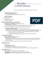 Updated Resume 717 Doc x