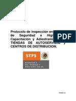 Protocolo Autoservicio Cedis Propuesta 2011 1[1]