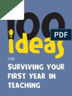 100 Ideas ForTeaching