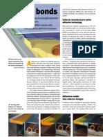 Adhesives Forming Bonds SWE