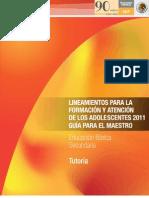 Tutoria2011