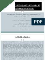 DISEÑO DE PIQUE DE DOBLE COMPARTIMIENTO