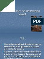 Enfermedades de Transmicion Sexual, (Ets)