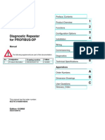 Diagnose Repeater e