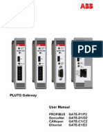 PLUTO Gateway User Manual