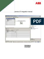 Siemens S7 Integration Manual