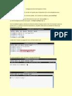 Configuracion Del Servidor Apache en Centos