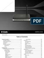 Dlink dap-1160 Manual v1.30