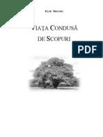 Viata Condusa de Scopuri, R.warren