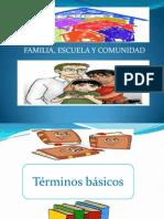 Familia Escuela y Comunidad