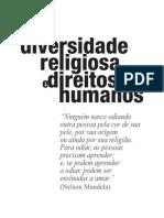 Cartilha Da Diversidade Religiosa -Secretaria Especial de Direitos Humanos