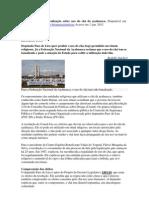 Entidades querem fiscalização sobre ayahuasca + Paes de Lira - Imprensa maio 2010