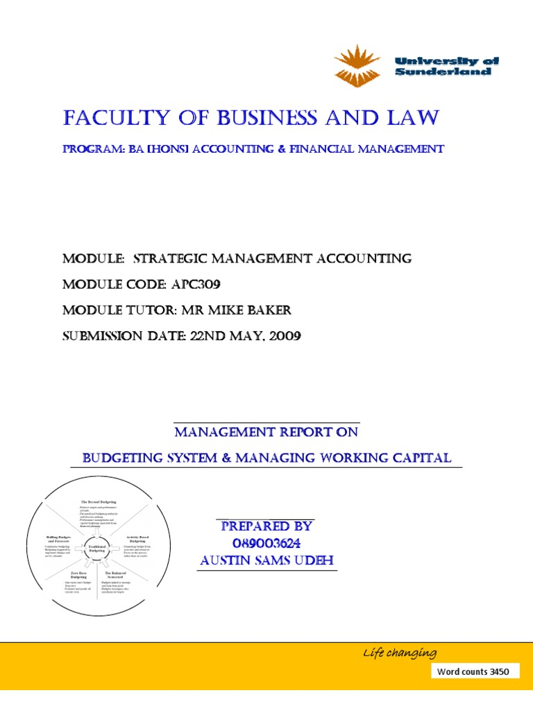 Strategic management accounting by austin sams working capital strategic management accounting by austin sams working capital market liquidity fandeluxe Images