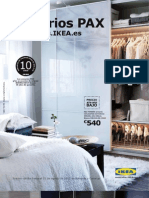 Catalogo IKEA Pax 2012