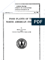 Food Plants of the North American Indians