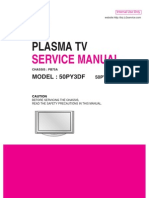 50PY3DF Service Manual