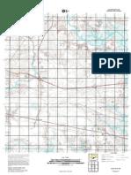 Topographic Map of Gautier North