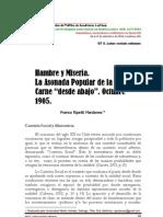 Asonadas Chile