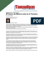LERA2. El futuro de México esta en el Turismo. 13.7.12.docx
