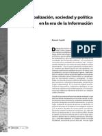 Castells. Globalizacion_informacion. Articulo